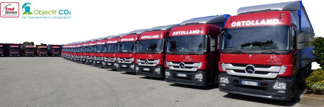 Transports ORTOLLAND